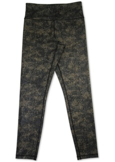 INC International Concepts Inc Gold Compression Leggings, Created for Macy's