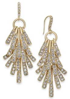 INC International Concepts Inc Stick Shaky Chandelier Earrings, Created for Macy's