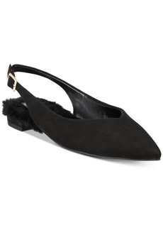 INC International Concepts I.n.c. Greer Slingback Flats, Created For Macy's Women's Shoes