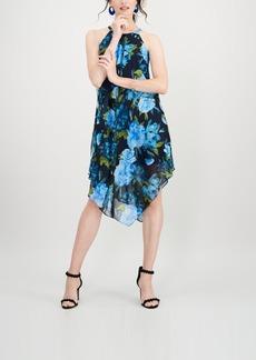 INC International Concepts I.n.c. Halter Handkerchief Dress, Created for Macy's