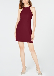 INC International Concepts I.n.c. Halter Shift Dress, Created for Macy's