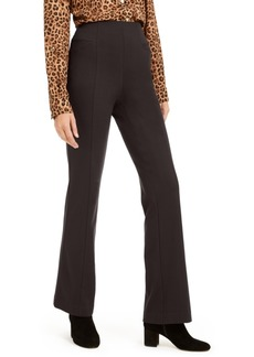 INC International Concepts Inc High-Waist Curvy-Fit Bootcut Pants, Created for Macy's