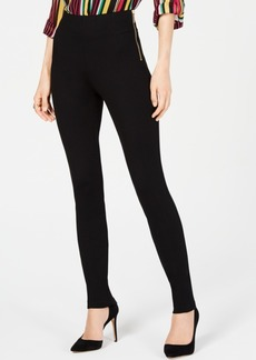 INC International Concepts Inc High-Waist Skinny Pants, Created for Macy's