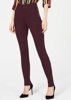 INC International Concepts Inc High-Waist Skinny Pants, Created for Macy's