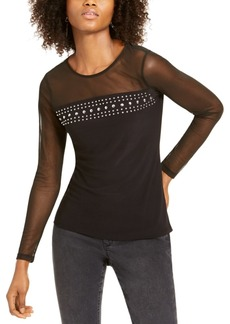 INC International Concepts Inc Illusion Stud Top, Created For Macy's