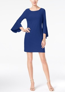 Inc International Concepts Bell-Sleeve Dress, Created for Macy's