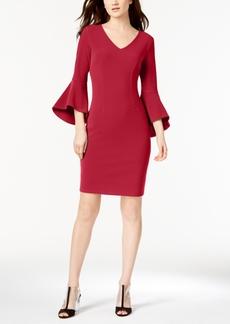 I.n.c. Bell-Sleeve Dress, Created for Macy's