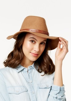 Inc International Concepts Belted Band Panama Hat, Only at Macy's