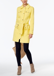 Inc International Concepts Belted Walker Coat, Only at Macy's