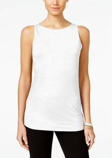 Inc International Concepts Boat-Neck Tank Top, Only at Macy's