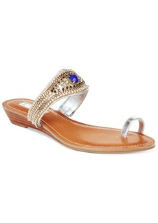 Inc International Concepts Brae Wedge Sandals, Only at Macy's Women's Shoes