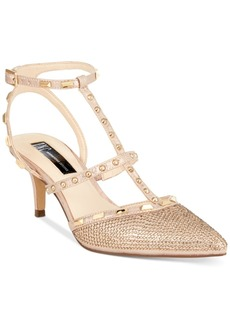 Inc International Concepts Carma Evening Kitten Heel Pumps, Created For Macy's Women's Shoes