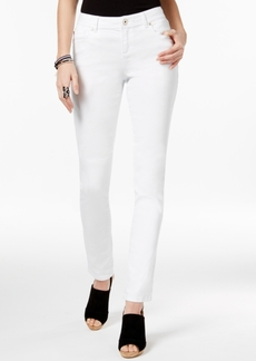 Inc International Concepts Colored Wash Skinny Jeans, Only at Macy's