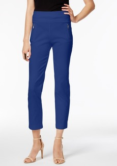 Inc International Concepts Cropped Straight-Leg Pants, Created for Macy's