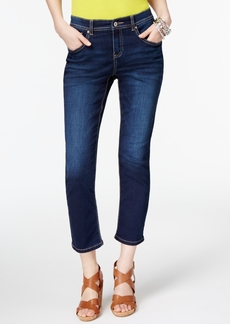 Inc International Concepts Curvy Cropped Skinny Jeans, Only at Macy's
