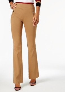 Inc International Concepts Curvy-Fit Wide-Leg Pants, Created for Macy's