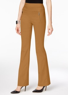 Inc International Concepts Curvy-Fit Wide-Leg Pants, Only at Macy's