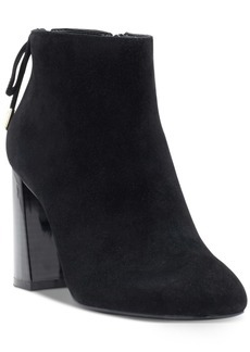 I.n.c. Denelli Ankle Booties, Created for Macy's Women's Shoes