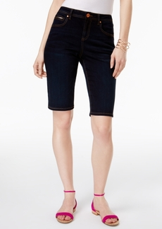 Inc International Concepts Denim Bermuda Shorts, Only at Macy's