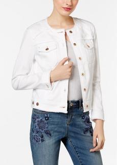 Inc International Concepts Denim Trucker Jacket, Only at Macy's