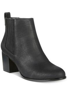 I.n.c. Fainn Block-Heel Booties, Created for Macy's Women's Shoes