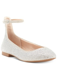 Inc International Concepts Fayena Ankle-Strap Flats, Created for Macy's Women's Shoes