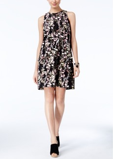 Inc International Concepts Floral-Print Shift Dress, Only at Macy's