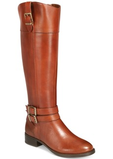 I.n.c. Frankii Riding Boots, Created for Macy's Women's Shoes