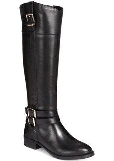 Inc International Concepts Frankii Riding Boots, Only at Macy's Women's Shoes