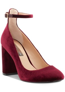I.n.c. Gallan Ankle-Strap Pumps, Created for Macy's Women's Shoes