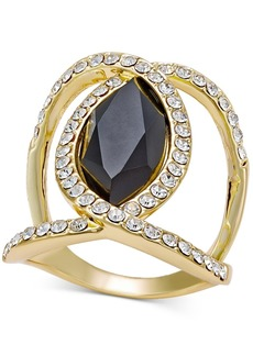 Inc International Concepts Pave Crystal Statement Ring, Only at Macy's