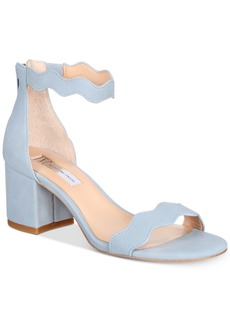 I.n.c. Hadwin Scallop Two-Piece Sandals, Created for Macy's Women's Shoes