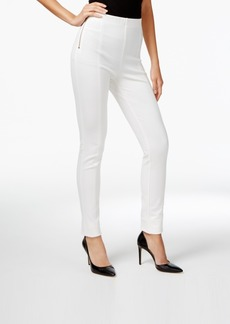 Inc International Concepts High-Waist Pull-On Skinny Pants, Only at Macy's