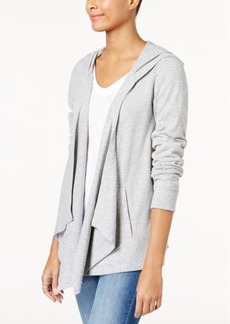 INC International Concepts I.n.c. Hooded Open-Front Cardigan, Created for Macy's