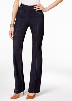 Inc International Concepts Curvy Flare-Leg Jeans, Only at Macy's