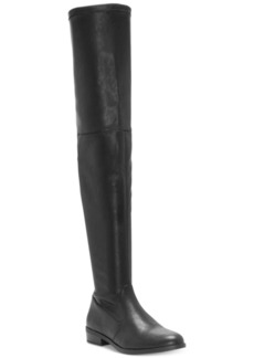 Inc International Concepts Irinaa Wide-Calf Stretch Over-The-Knee Boots, Created for Macy's Women's Shoes