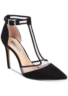 INC International Concepts I.n.c. Kaeley T-Strap Pumps, Created for Macy's Women's Shoes