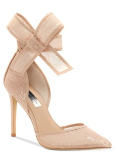 I.n.c. Kaiaa Bow Evening Pumps, Created for Macy's Women's Shoes