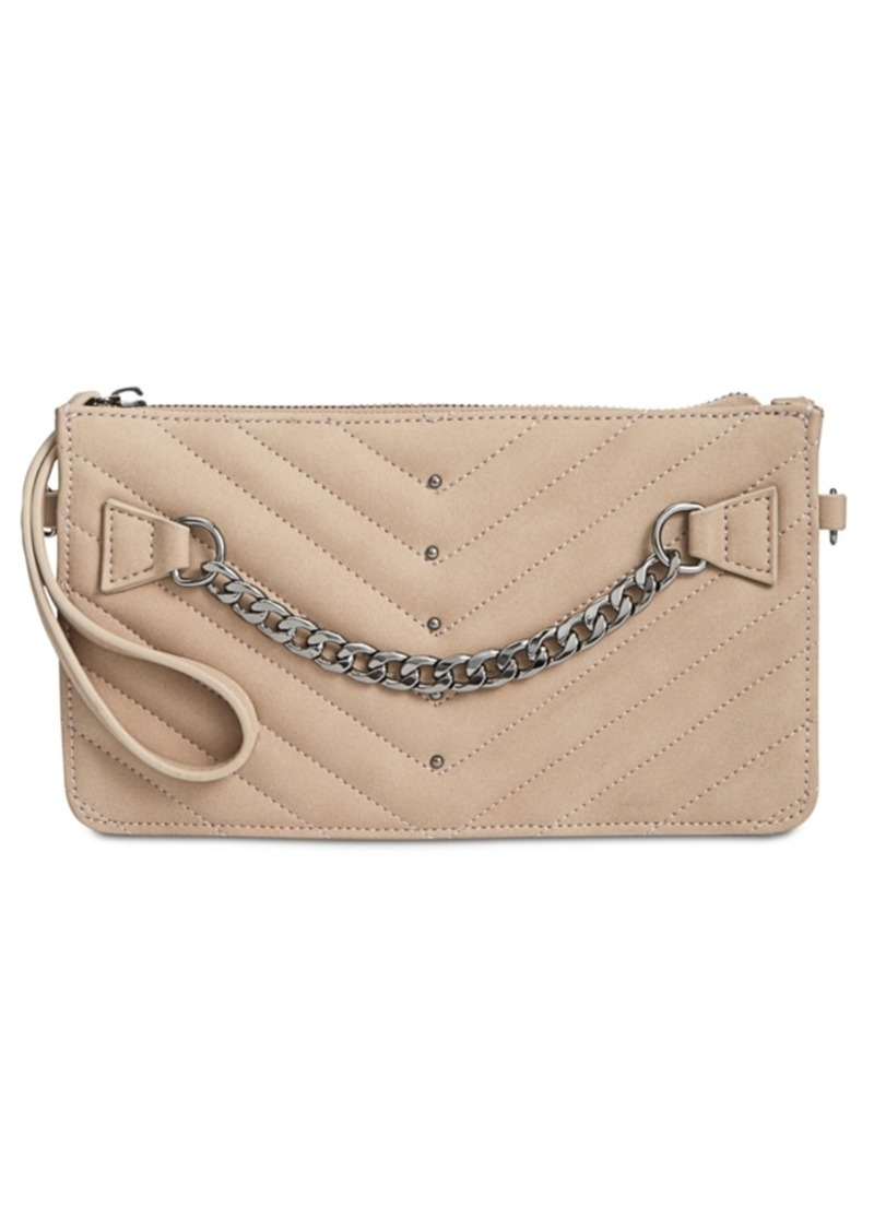 5d920274b17 INC International Concepts I.n.c. Kennah Quilted Convertible Wristlet,  Created for Macy s