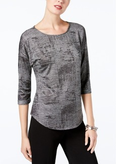 INC International Concepts I.n.c. Knit Top, Created for Macy's