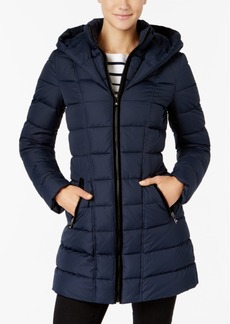 Inc International Concepts Layered Puffer Coat, Created for Macy's