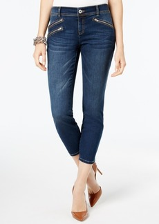 Inc International Concepts Moto Ankle Jeans, Created for Macy's