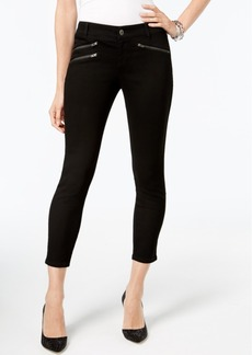 Inc International Concepts Moto Skinny Ankle Jeans, Created for Macy's