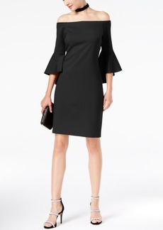 Inc International Concepts Off-The-Shoulder Dress, Created for Macy's