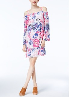 Inc International Concepts Off-The-Shoulder Shift Dress, Only at Macy's