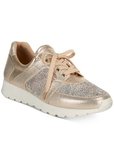 Inc International Concepts Pakiss Embellished Sneakers, Created for Macy's Women's Shoes
