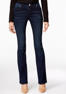 Inc International Concepts Petite Bootcut Phoenix Wash Jeans, Only at Macy's
