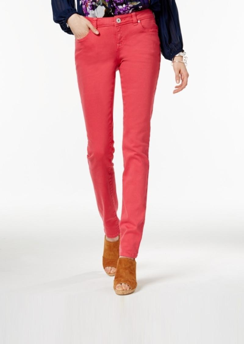 INC International Concepts Inc International Concepts Skinny Jeans ...