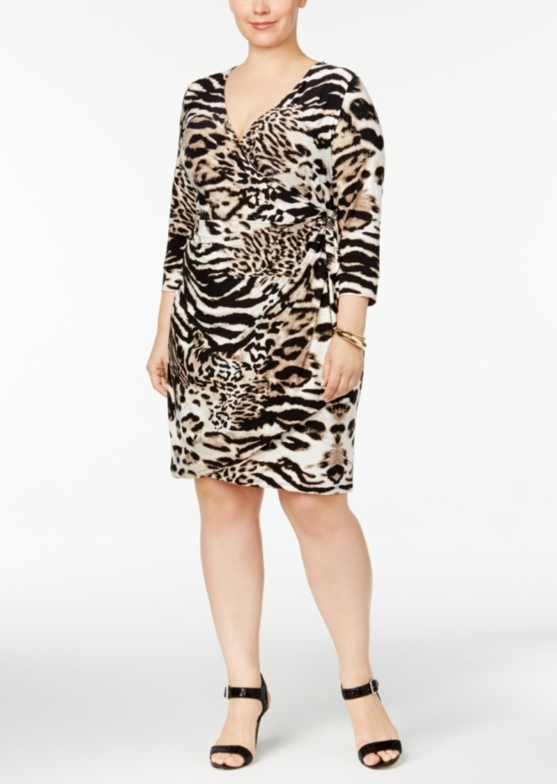 Macy's Plus Size Dress