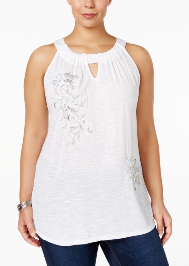 9bca888fde87a Macys Plus Size Shirt